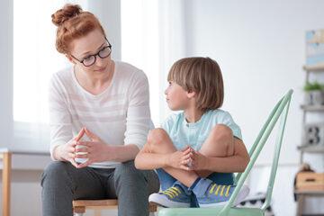 Πρώτη συνεδρία 12χρονου με παιδοψυχολόγο