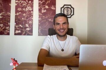 Άγγελος Λεβέντης Ψυχοθεραπευτής Γουδή Αθήνα Διαδικτυακές Συνεδρίες Ψυχοθεραπείας