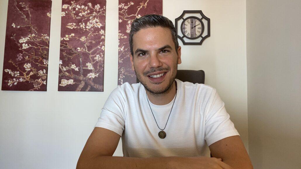 Λεβέντης Άγγελος Βιωματικός Ψυχοθεραπευτής Γουδή Αθήνα Online Τραύμα